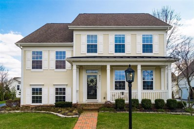 8951 Grate Park Square, New Albany, OH 43054 - MLS#: 218010664
