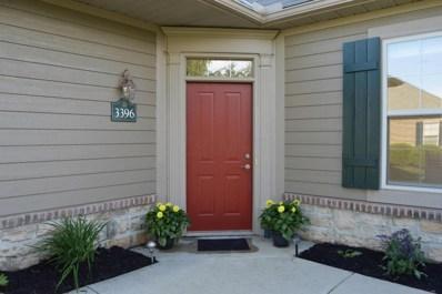 3396 Timberside Drive, Powell, OH 43065 - MLS#: 218010827