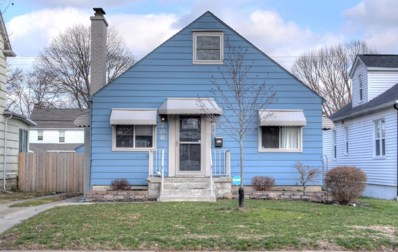 208 S Westgate Avenue, Columbus, OH 43204 - MLS#: 218011210