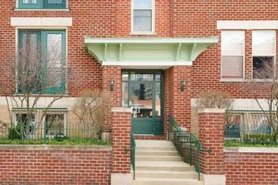 117 E Noble Street UNIT 1, Columbus, OH 43215 - MLS#: 218011373