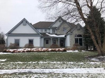 3331 Heritage Oaks Drive, Hilliard, OH 43026 - MLS#: 218011622