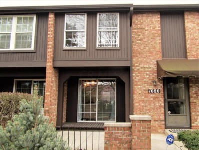 1680 Saint James Court UNIT 26-80, Columbus, OH 43220 - MLS#: 218011999