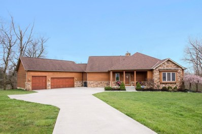 7649 Whitepine Ridge Court, Reynoldsburg, OH 43068 - MLS#: 218012064