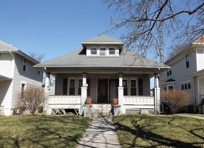 506 E Cassilly Street, Springfield, OH 45503 - MLS#: 218012101