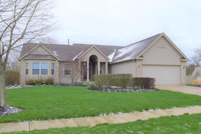 2414 Abbey Knoll Drive, Lewis Center, OH 43035 - MLS#: 218012292