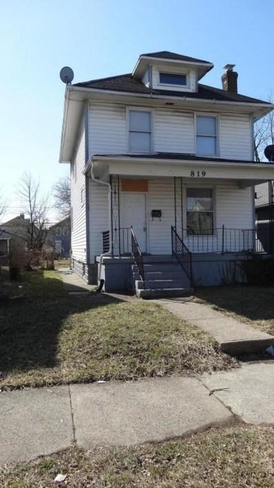 819 Gibbard Avenue, Columbus, OH 43201 - MLS#: 218012806