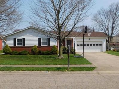 524 Keller Lane, Newark, OH 43055 - MLS#: 218013247