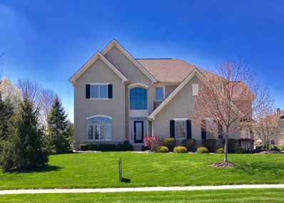 3438 Abbey Knoll Drive, Lewis Center, OH 43035 - MLS#: 218013268