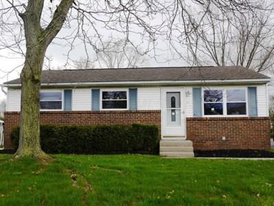 8524 Blue Lake Avenue, Galloway, OH 43119 - MLS#: 218013423