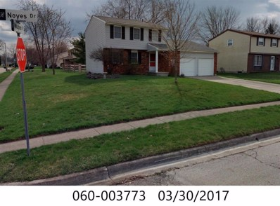 886 Noyes Drive, Reynoldsburg, OH 43068 - MLS#: 218013876