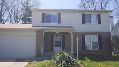1863 Northcliff Drive, Columbus, OH 43229 - MLS#: 218013927
