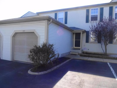 217 Macandrews Way UNIT 61C, Blacklick, OH 43004 - MLS#: 218013946