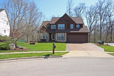 2841 Jeanne Court, Lewis Center, OH 43035 - MLS#: 218014000