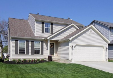 3189 Heather Meadow Place, Hilliard, OH 43026 - MLS#: 218014278