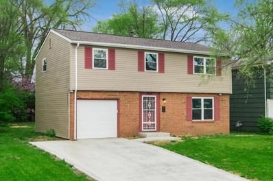1460 Orson Drive, Columbus, OH 43207 - MLS#: 218014803