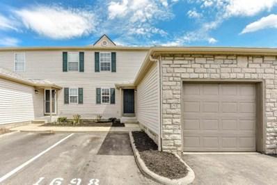 1698 Bennigan Drive UNIT 165D, Hilliard, OH 43026 - MLS#: 218014849