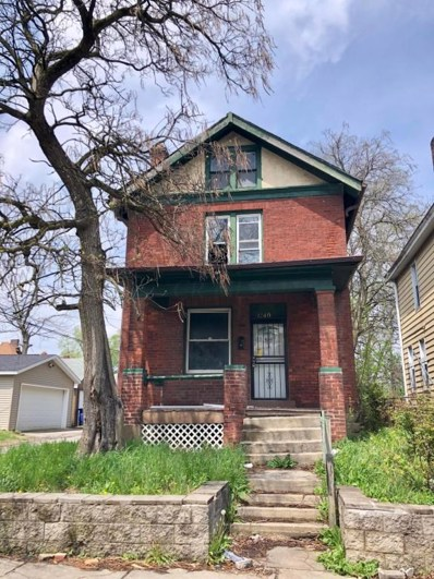 1140 Forest Street, Columbus, OH 43206 - MLS#: 218014927
