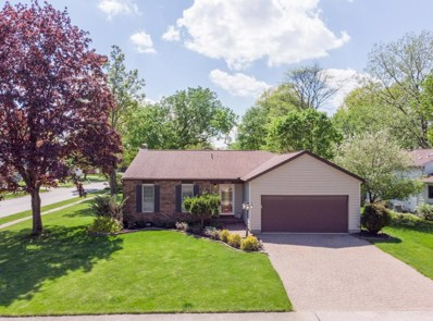 2081 Fox Hollow Drive, Columbus, OH 43228 - MLS#: 218015547