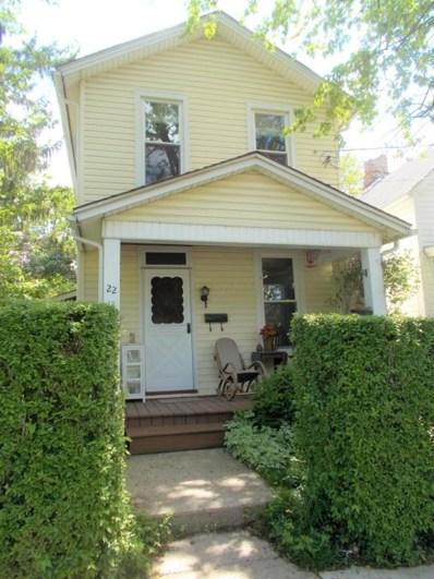 22 Lewis Street, Delaware, OH 43015 - MLS#: 218015787