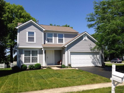 5884 Luccis Court, Columbus, OH 43228 - MLS#: 218015848