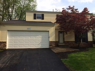 4497 Valley Quail Boulevard N, Westerville, OH 43081 - MLS#: 218015910