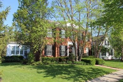 5161 Abbotsbury Court, New Albany, OH 43054 - #: 218015956