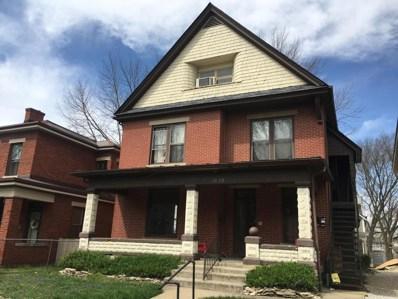 1219 Highland Street UNIT A, Columbus, OH 43201 - MLS#: 218016383
