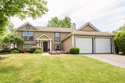 7844 Heathcock Court, Westerville, OH 43081 - MLS#: 218016879