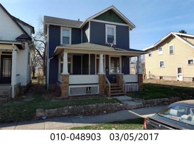 465 S Harris Avenue, Columbus, OH 43204 - MLS#: 218017563
