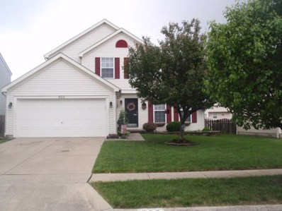 855 Hurlock Lane, Galloway, OH 43119 - MLS#: 218017656