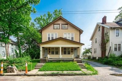1547-1549 E Rich Street, Columbus, OH 43205 - MLS#: 218017680