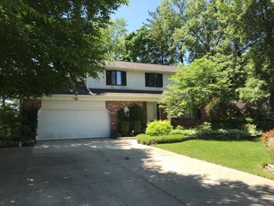 10395 S Crosset Hill Drive, Pickerington, OH 43147 - MLS#: 218018315