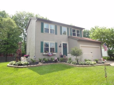 1530 Burkey Court, Reynoldsburg, OH 43068 - MLS#: 218018438