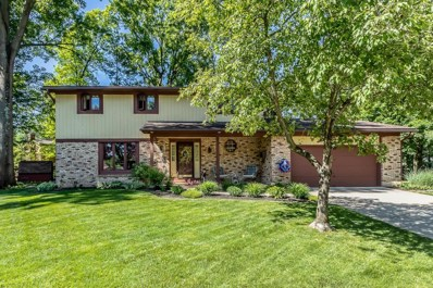 677 Bunker Hill Court, Westerville, OH 43081 - MLS#: 218018949