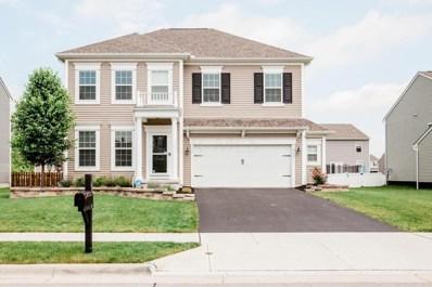 6154 Longwood Drive, Hilliard, OH 43026 - MLS#: 218019424