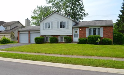 1093 Acillom Drive, Westerville, OH 43081 - MLS#: 218020291