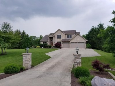 1627 Fox Chase Drive, Blacklick, OH 43004 - MLS#: 218020592
