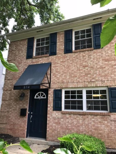 854 Palmer Road, Columbus, OH 43212 - MLS#: 218020761