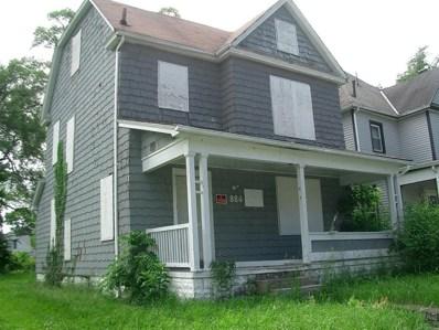 884 Ellsworth Avenue, Columbus, OH 43206 - MLS#: 218020818