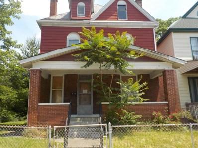 920 Oakwood Avenue, Columbus, OH 43206 - MLS#: 218021247