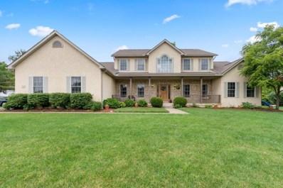 7604 Augusta Woods Terrace, Westerville, OH 43082 - MLS#: 218021434