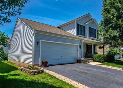 8595 Clover Glade Drive, Lewis Center, OH 43035 - MLS#: 218021596