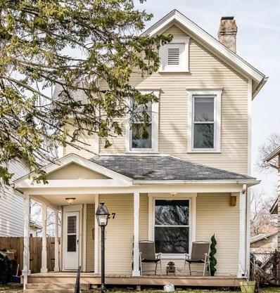 527 Linwood Avenue, Springfield, OH 45505 - MLS#: 218021699