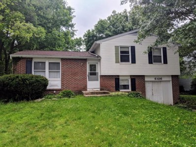 6416 Goldfinch Drive, Westerville, OH 43081 - MLS#: 218021864