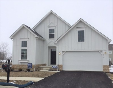 5542 Eva Loop North, Dublin, OH 43016 - MLS#: 218021917
