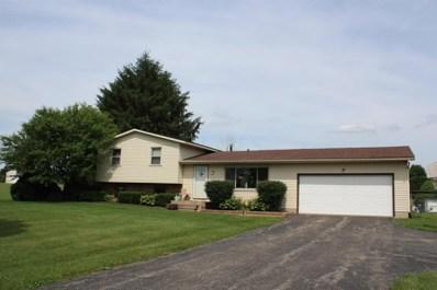 2928 Huffman Road, Centerburg, OH 43011 - MLS#: 218021959
