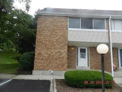 121 W Ticonderoga Drive UNIT 8-J, Westerville, OH 43081 - MLS#: 218022392