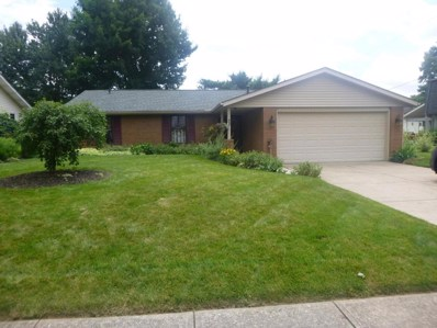 487 Courtney Drive, Newark, OH 43055 - MLS#: 218022427