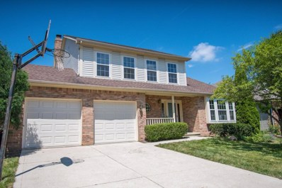8641 Copperview Drive, Dublin, OH 43016 - MLS#: 218022540