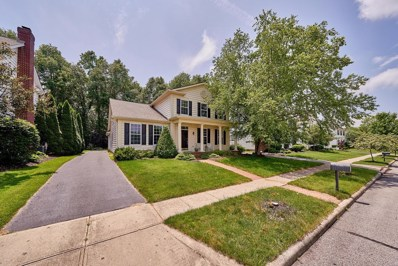 6749 Lower Brook Way, New Albany, OH 43054 - MLS#: 218022648
